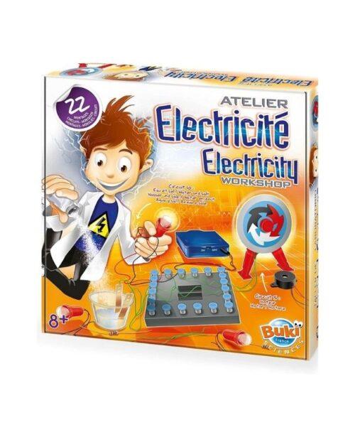 esperimenti-elettricità-buki