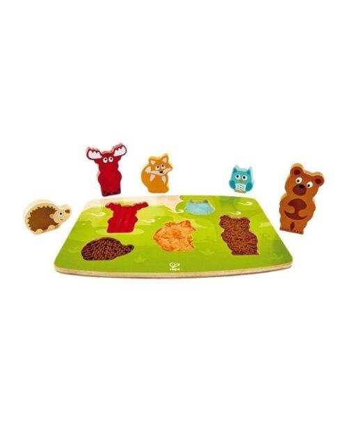 puzzle-tattile-animali-della-foresta-djeco