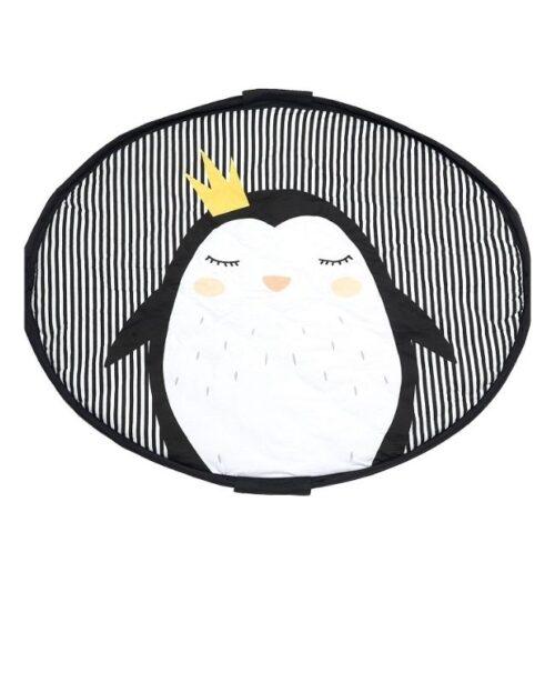 sacco-giochi-soft-pinguino-p&g