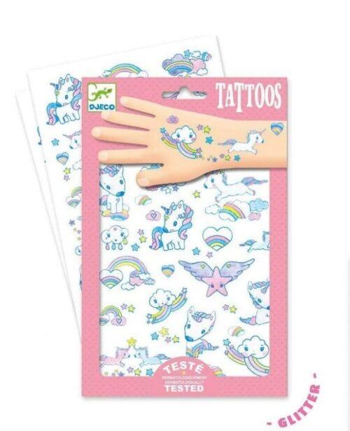 tattoo-unicorni-djeco