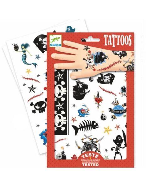 tatuaggi-pirati-djeco