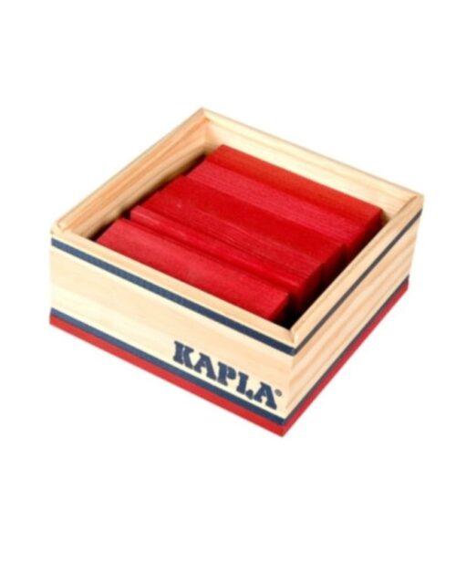 kapla-40-rosso
