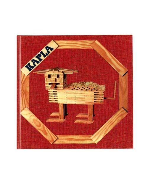 kapla-libro-rosso
