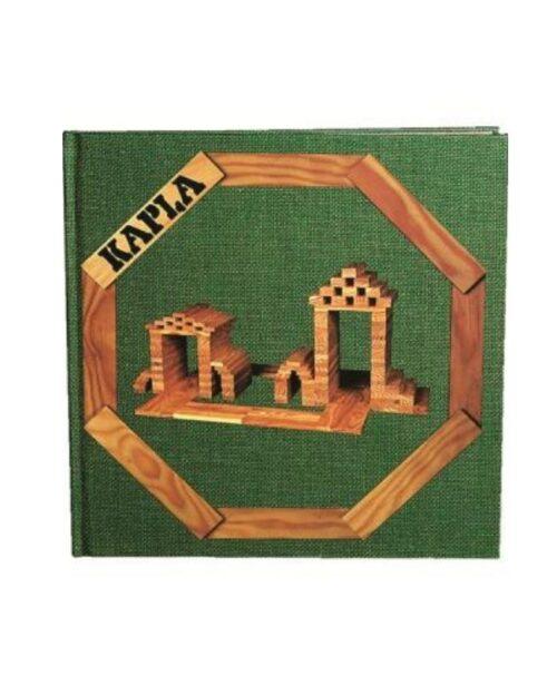 kapla-libro-verde