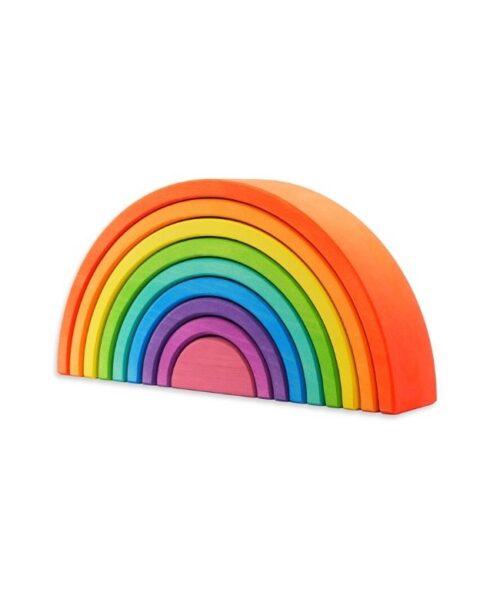 arcobaleno-arancione-9-pezzi-ocamora